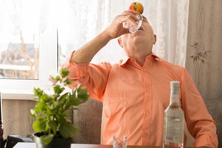 Бытовое пьянство-путь к алкоголизму