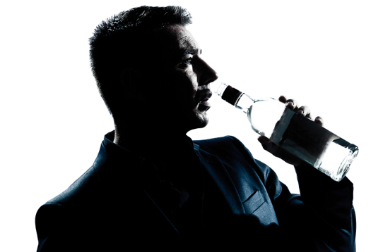 Дипсомания – вид алкогольного психоза