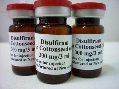 Этапы кодирования от алкоголизма дисульфирамом